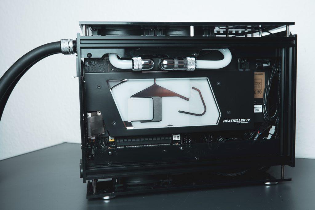 Geeek Case A50 I9 9900K ITX Gaming System ~ CustomRigs