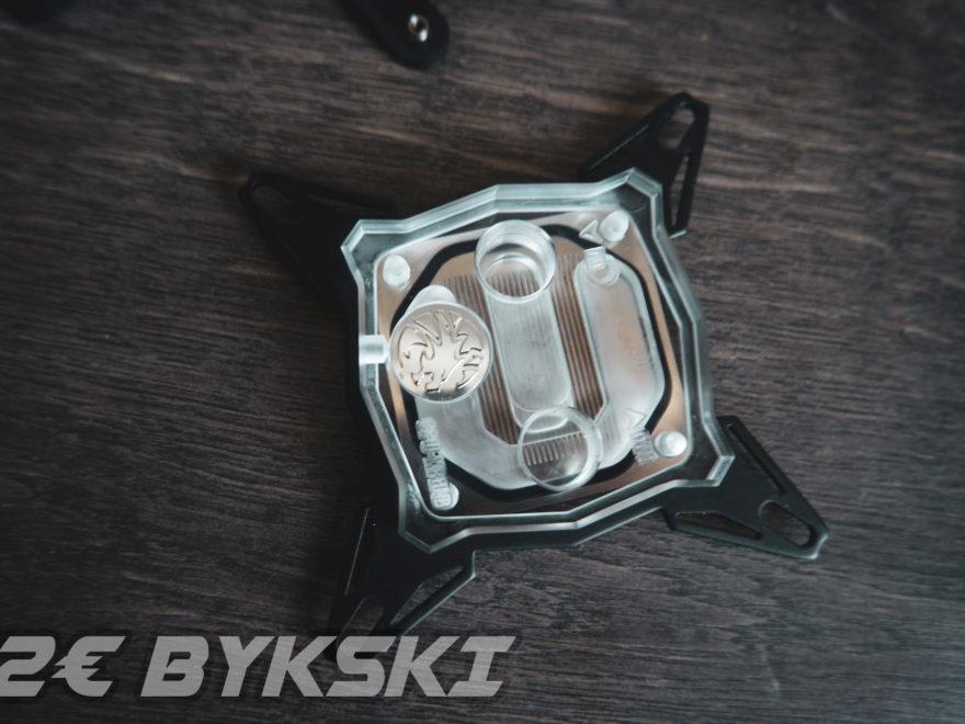 low budget cpu wasserkühler von Bykski