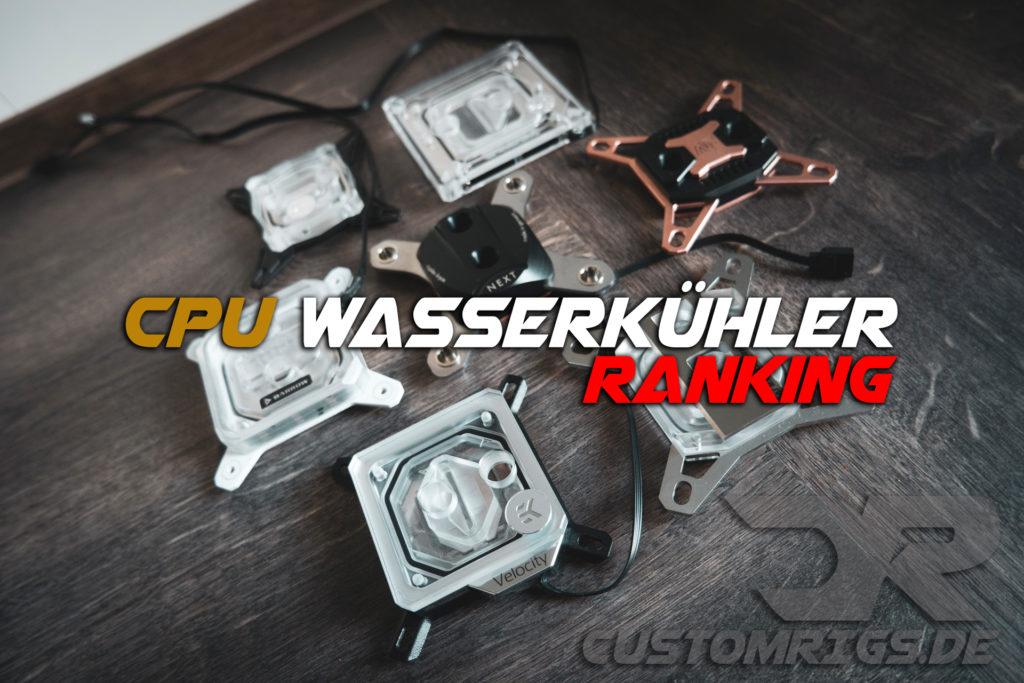 cpu wasserkuehler ranking