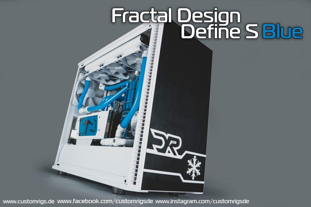 Fractal Design Define S2 Custom