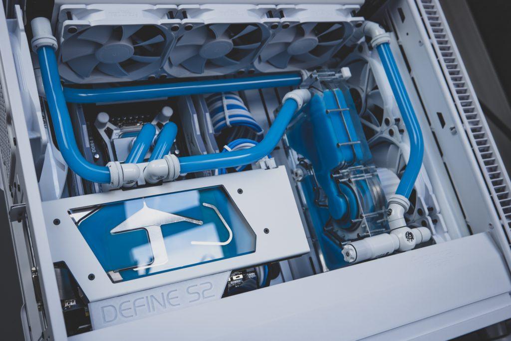Fractal Design Define S2 Custom Wasserkühlung