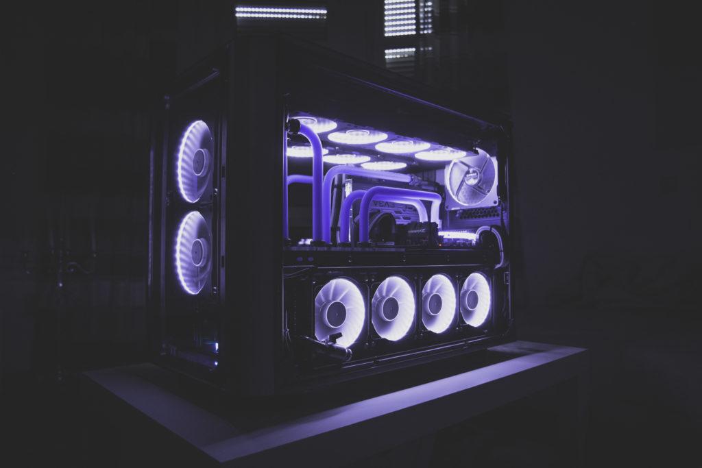 Thermaltake Level 20 XT Custom build