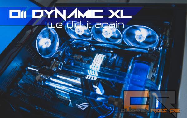 Lian Li Dynamic XL AQUA
